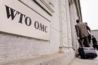 WTO recognizes existence of multiple downside risks, including the sort of knee-jerk protectionist measures implemented by the US and Australia. Photo: AFP