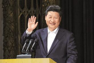 Xi Jinping announced Obor, the new silk road initiative, in 2013. Photo: Reuters