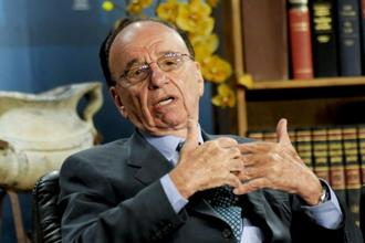In 2009, Rupert Murdoch had accused Google of stealing articles and threatened to pull his company's stories from its search results. Photo: Bloomberg