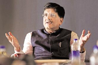 Union power minister Piyush Goyal. Photo: HT