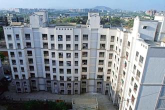 Maharashtra, Madhya Pradesh, Gujarat, Tamil Nadu and Andhra Pradesh are the top five states with the highest number of loan accounts  meant for affordable housing opened in the last five years. Photo: Hindustan Times.