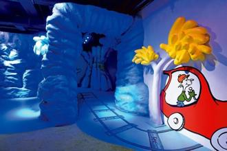 The Dr Seuss exhibit at the Story Centre in Stratford. Photo: Eamonn M McCormack/Getty Images.