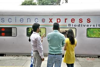 The exhibition on wheels is slated between 9 and 23 May, an East Coast Railway statement said. Photo: HT