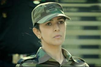 Nimrat Kaur in a still from 'The Test Case'.