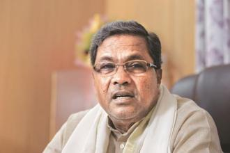 K.C. Venugopal, the new Karnataka in-charge, and three other secretaries from the Congress will meet district-level office bearers, state legislators, local leaders and MPs on Tuesday before holding discussions with CM Siddaramaiah (above) and other senior state leaders on Wednesday. Photo: Mint