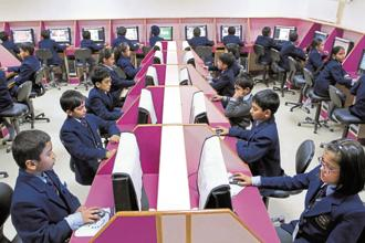 Schools must publish their fees publicly every year for the following three years, and thereafter no changes should be permitted. Photo: Hindustan Times