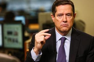 A file photo of Barclays CEO Jes Staley. Photo: Bloomberg