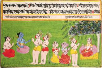 Ramayana was brought to the small screen by Ramanand Sagar in 1987. Photo: Marwar/Wikipedia Commons
