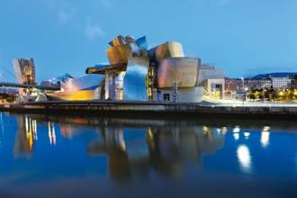 The Guggenheim Museum Bilbao in Spain. Photo: iStockphoto