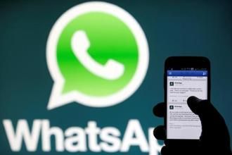 Referring to the WhatsApp's new privacy policy, the petitioners' lawyer Harish Salve had said that someone could snoop into the messages, videos and photos which a user shares or circulates on the instant messaging platform. Photo: Reuters