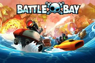 The unique gameplay and animated graphics make 'Battle Bay' a very refreshing addition to the multi-player action genre.