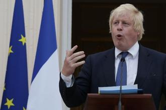 Johnson said whisky exports would get a boost if Britain and India could strike a trade deal. Photo: AFP