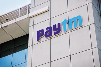 Paytm valuation has soared to $7 billion, following the SoftBank investment, making it India's second-most valuable start-up. Photo: Bloomberg