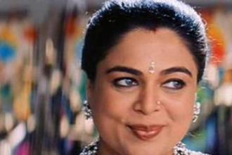 Veteran actress Reema Lagoo passed away in Mumbai.