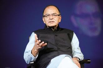 Arun Jaitley says GST is designed to eliminate the incidence in the current tax system of 'tax on tax' that gets embedded when credit for various levies are not fully given. Photo: Mint