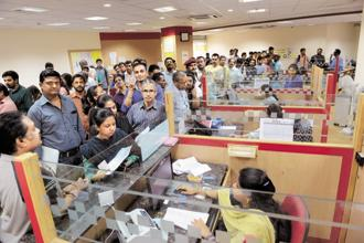 If politicians stop spoiling the credit culture, clamouring for loan waivers, the small finance banks can change India's banking landscape. Photo: Hemant Mishra/Mint