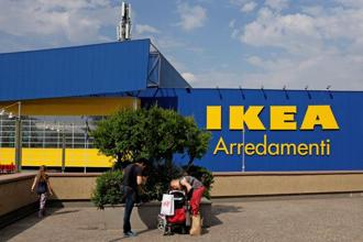 Ikea has already visited over 500 homes in India and tested various products. Photo: Reuters