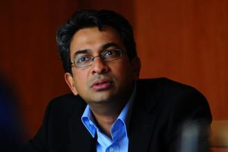 A file photo of Rajan Anandan. Photo: Pradeep Gaur/Mint