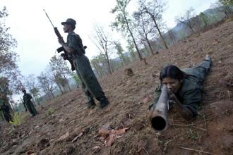 Maoist networks often collaborate with other forms of terror organizations and with foreign groups seeking to destabilize India. Photo: AP