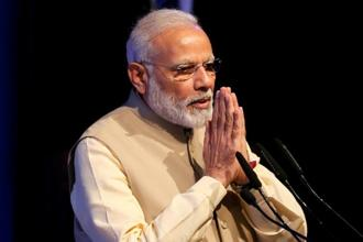 PM Narendra Modi left  Monday on the trip that is aimed at boosting India's economic and defence engagement and attracting more investment from some of the biggest economies in Europe. Photo: Reuters