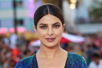 A file photo of actress Priyanka Chopra. Photo: Reuters