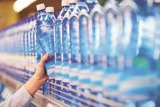 Chennai consumes nearly 25 million litres of packaged drinking water per day. Photo: iStock
