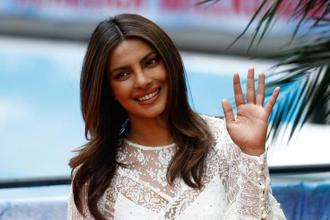Priyanka Chopra is everywhere in the world of American entertainment. Photo: AFP