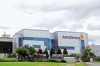 AstraZeneca's Lynparza drug was originally approved to treat ovarian tumours. Photo: Bloomberg