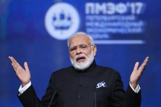 Before France, Narendra Modi also visited Germany, Spain, Russia and held talks with the top leadership there. Photo: Reuters
