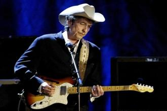 The Swedish Academy awarded last year's Nobel Prize for Literature to singer-songwriter Bob Dylan. Photo: Reuters