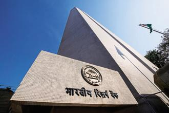 RBI data shows that as on 30 September 2016, the annual rate of growth of bank credit was 12.1%. That year-on-year growth rate decelerated sharply to 5.4% by 31 March 2017. Photo: Aniruddha Chowdhury/Mint