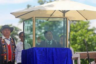 , NSCN (I-M)'s general secretary and signatory to the 2015 deal, is 82, and ailing. Photo: AP