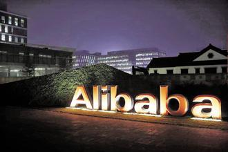 Alibaba is spending billions of dollars on new businesses in part to counter Tencent's increasing dominance of online social media and entertainment through WeChat. Photo: Reuters