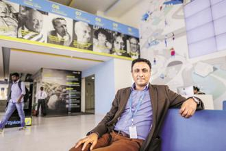 Flipkart CEO Kalyan Krishnamurthy. The online retail firm is also working on an online-to-offline strategy (o2o) to reach remote areas of the country where internet connections are patchy and exposure to e-commerce is low. Photo: Bloomberg