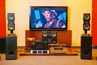 Clove Audio stocks speakers and subwoofers crafted out of Indian components. Photo: Pradeep Gaur/Mint.