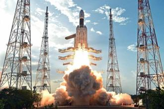 Isro earlier this week successfully launched the first developmental flight of GSLV-Mark III from the Sriharikota spaceport. Photo: PTI