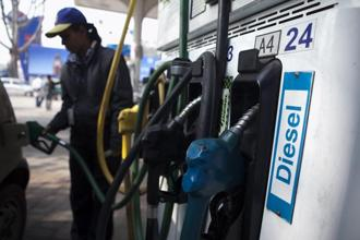 State-owned fuel retailers IOC, BPCL and HPCL say the daily price revision is an initiative for ensuring the best possible petrol prices to the customers. Photo: Bloomberg