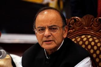 Arun Jaitley will meet heads of PSU banks on Monday to discuss the issue of non-performing assets. Photo: Reuters