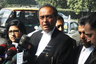 Attorney general Mukul Rohatgi represented the Narendra Modi government in several contentious court cases, including those on demonetisation, triple talaq and Yakub Memon hanging. Photo: HT