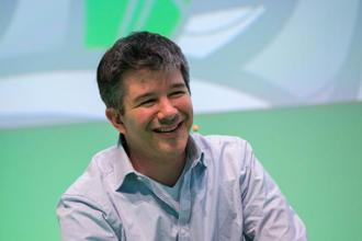 Uber CEO Travis Kalanick has been spending time with his father in the Los Angeles area, where the board will meet, as per the WSJ report. Photo: Bloomberg
