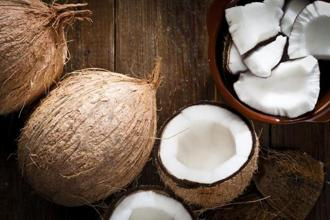 Virgin (unrefined) coconut oil is gaining popularity owing to its high smoking point of 177 degree Celsius. Photo: iStockphoto