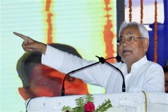 Farmers are in distress as they are not getting a fair price for their produce, Nitish Kumar said. Photo: PTI