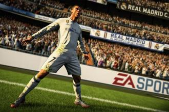 FIFA 18 will be available on 29 September 2017.