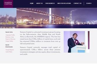 Samena Capital entered India's private credit market in 2013 with the Samena India Credit Fund which had $45 million seed capital from Samena Capital and its partners.