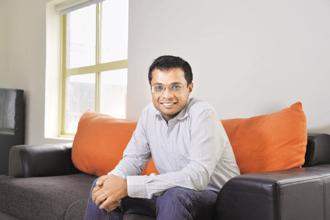 The Billion brand is Sachin Bansal's big project after he was forced to cede the CEO role to Flipkart co-founder Binny Bansal in January 2016. Photo: Hemant Mishra/Mint