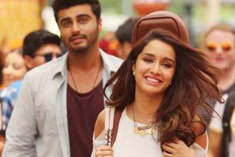 Arjun Kapoor and Shraddha Kapoor's romantic drama 'Half Girlfriend' sold its all-India theatrical rights to distribution company NH Studioz for about Rs41-42 crore. The movie collected just over Rs40 crore at the box office.
