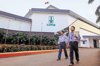 Lupin has launched its generic anti-depressant tablets in the strengths of 150mg and 300mg after getting approval from the USFDA. Photo: Bloomberg