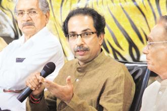 Uddhav Thackeray said on Thursday that Shiv Sena cadres would keep a strict watch to ensure implementation of farm loan waiver. Photo: HT