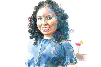 Shruti Shibulal. Illustration: Jayachandran/Mint
