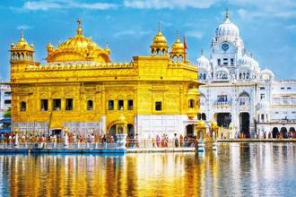 No matter how busy, the Golden Temple in Amritsar always wears an air of tranquillity. Photo: iStockphoto.